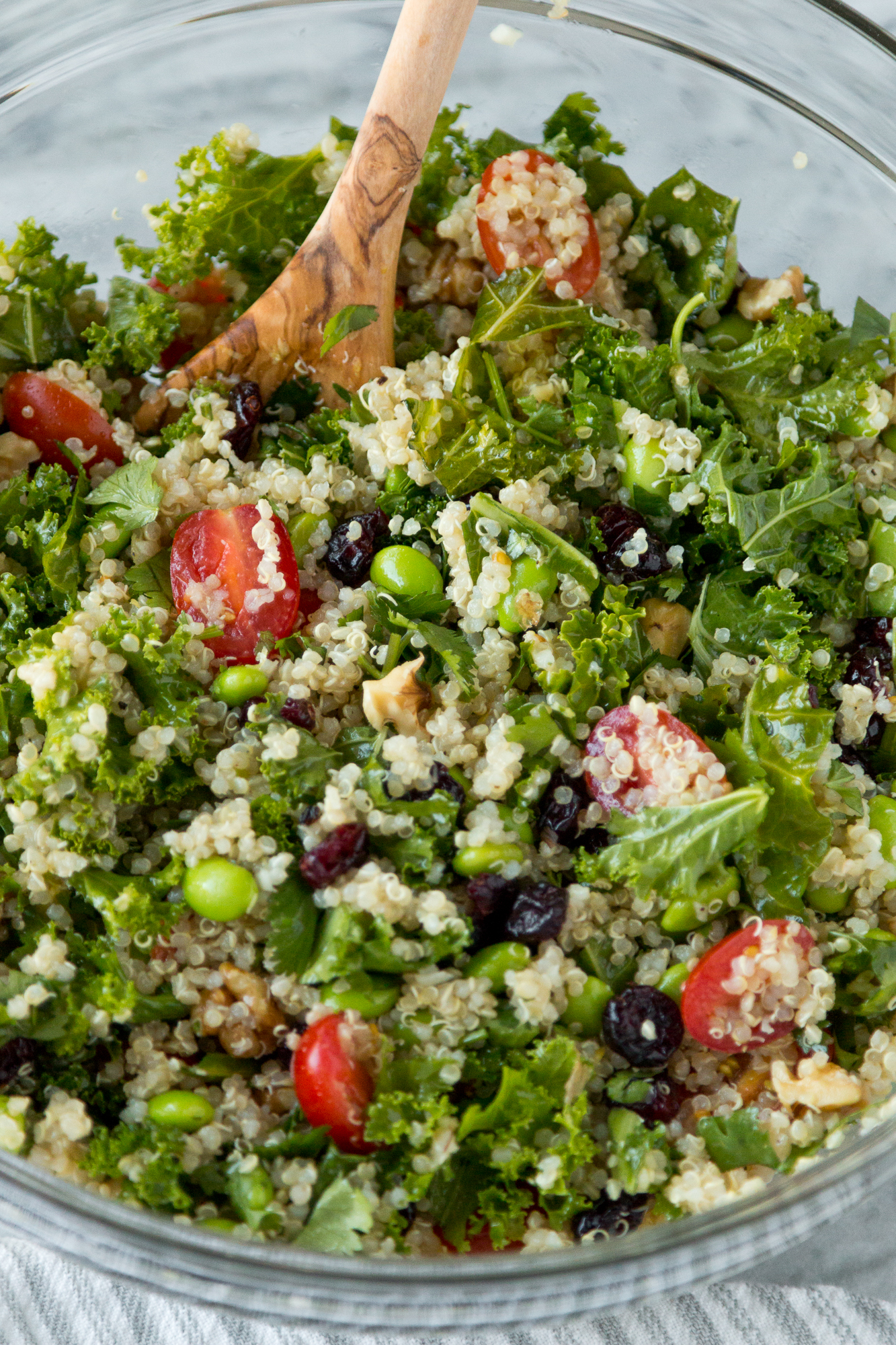Edamame Quinoa Salad with Lemon Garlic Vinaigrette .jpg