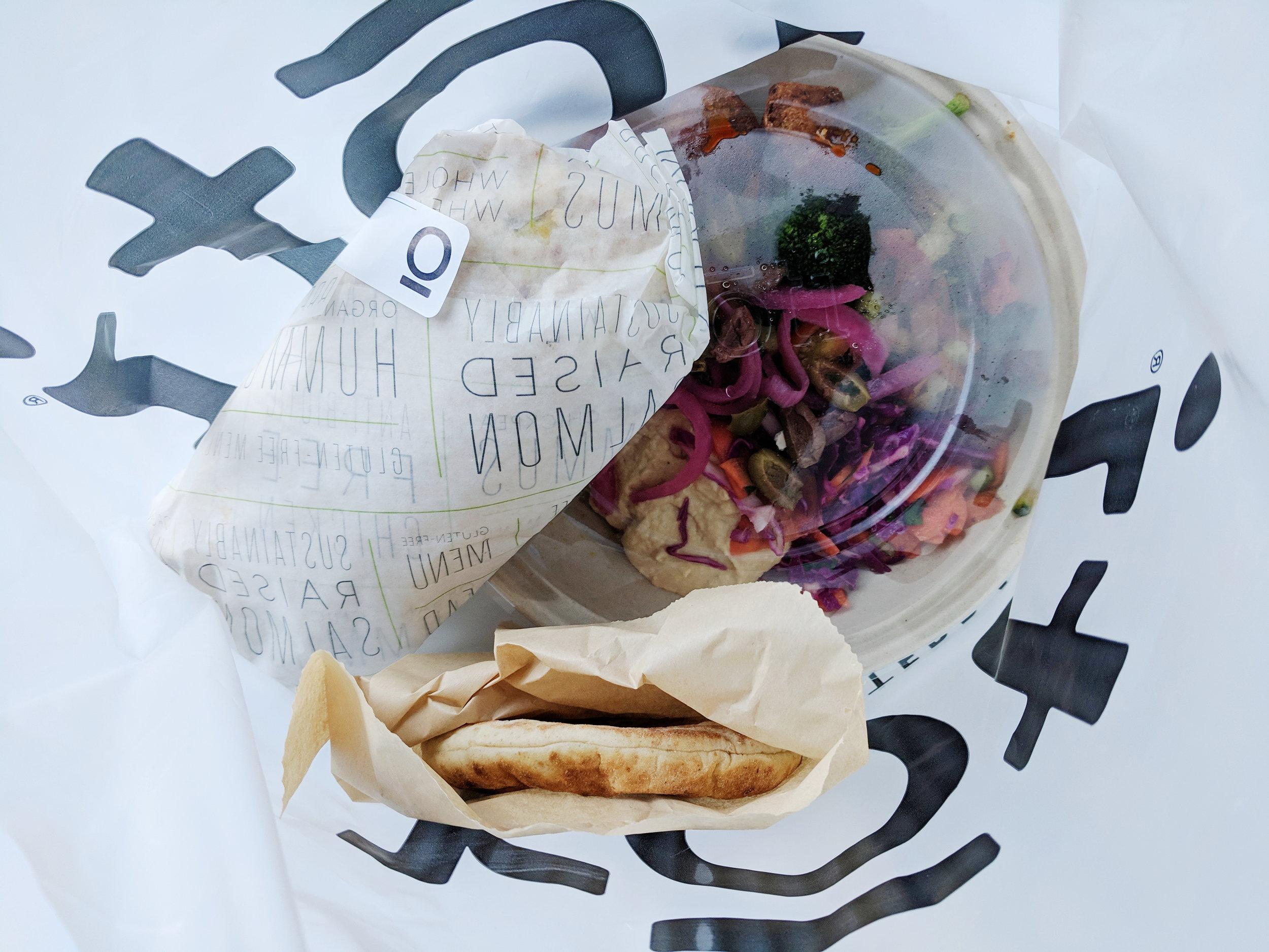 Vegan_Roti Mediterranean_Nutritious Vida