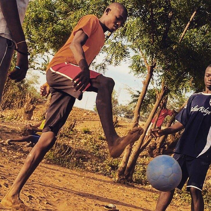 One World Futbol  ( full story )  Indestructible Soccer Balls