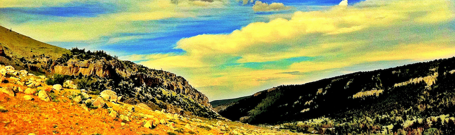Sinks Canyon Filtered