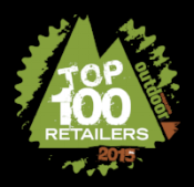 OUTDOOR USA MAGAZINE TOP 100 RETAILER 2015