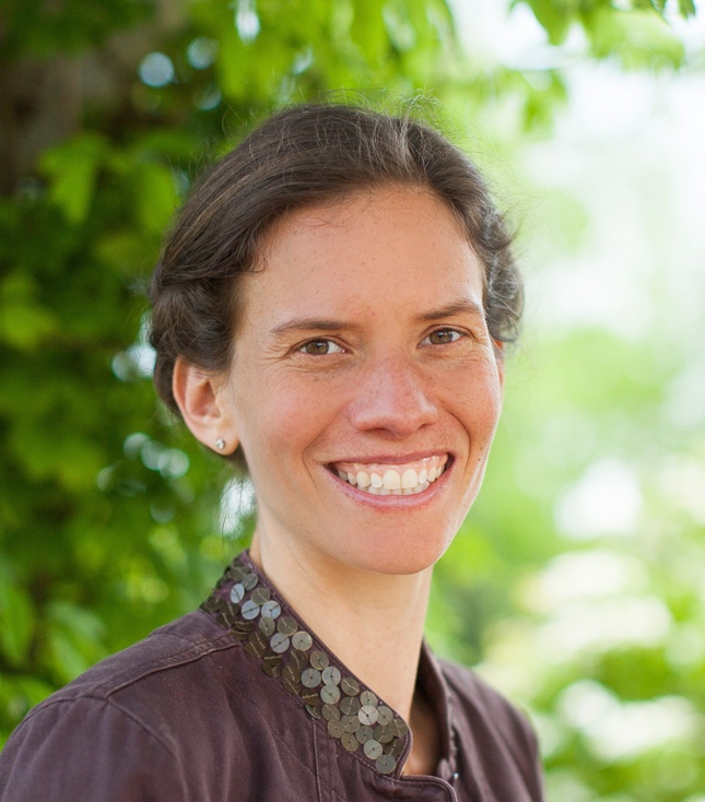 Jennifer Pharr Davis -