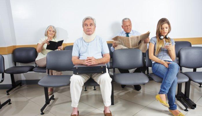 Emergency Waiting Room Donovan Partners