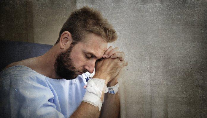 Distressed Patient