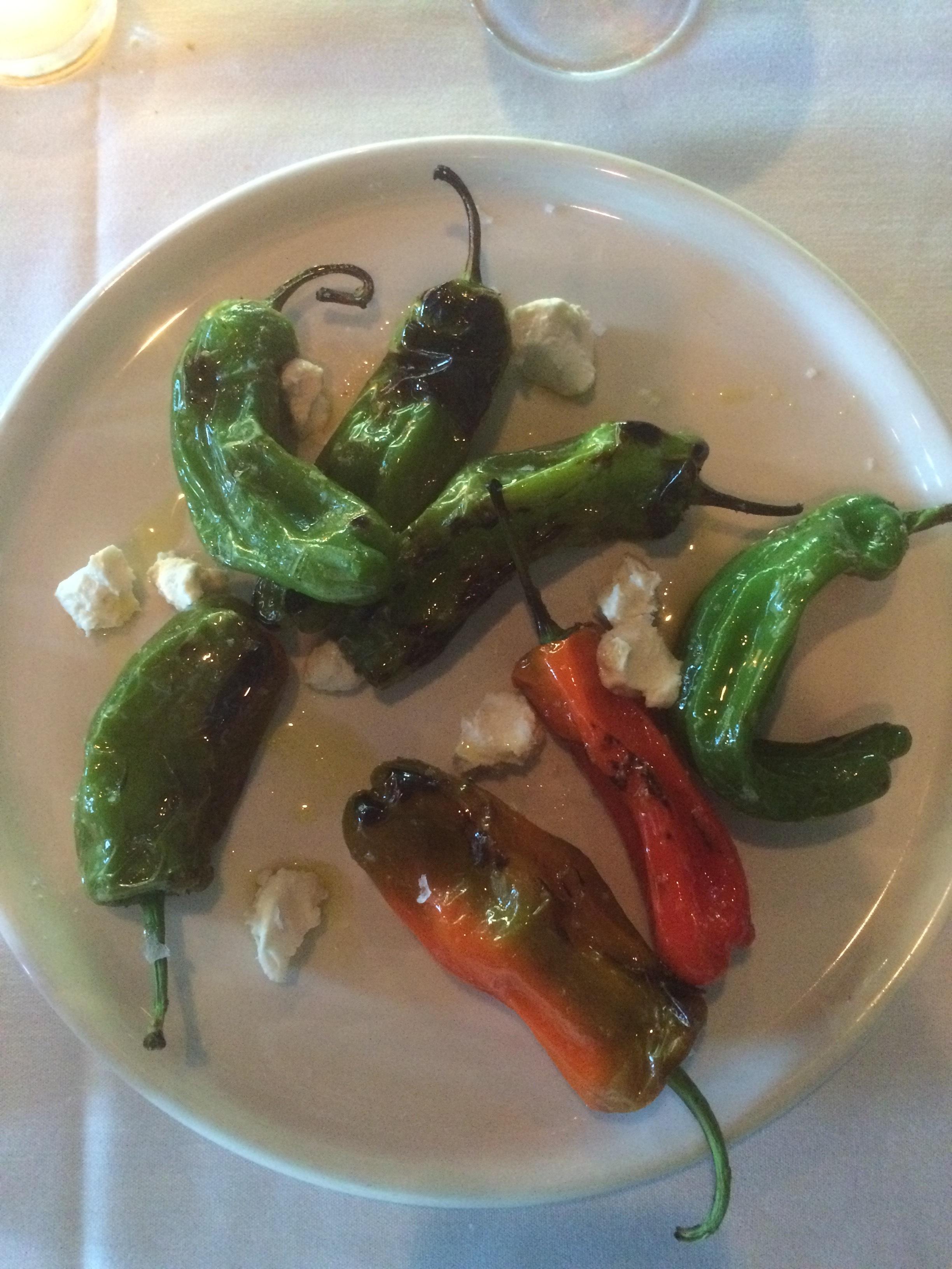 Shishito peppers. $13