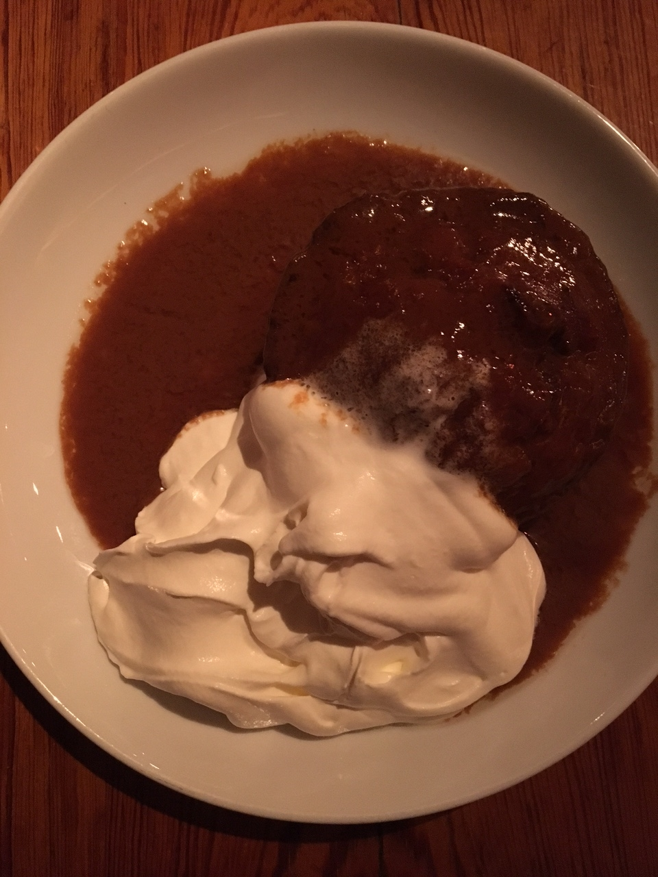 Date Pudding $12