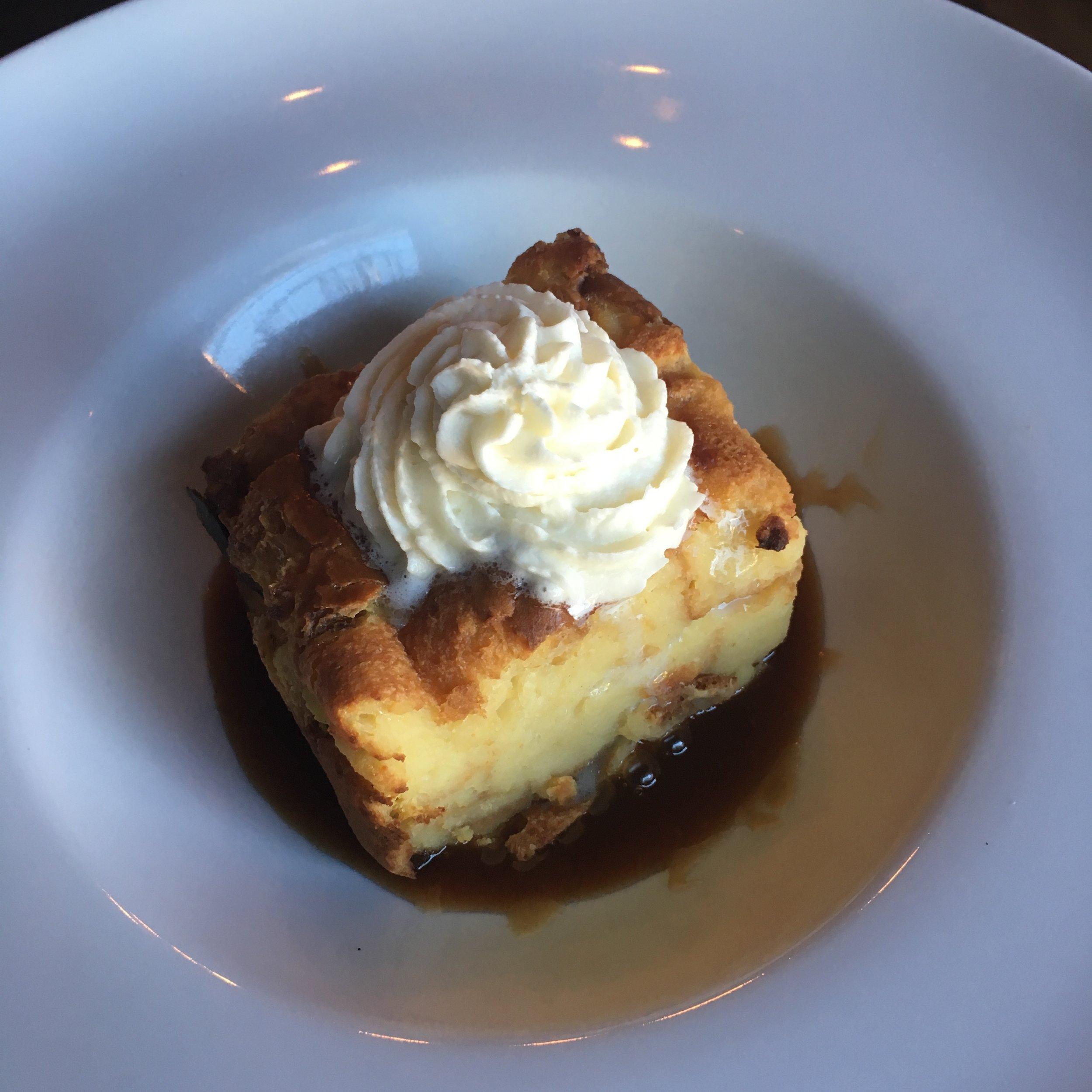 Cinnamon Bread Pudding $8