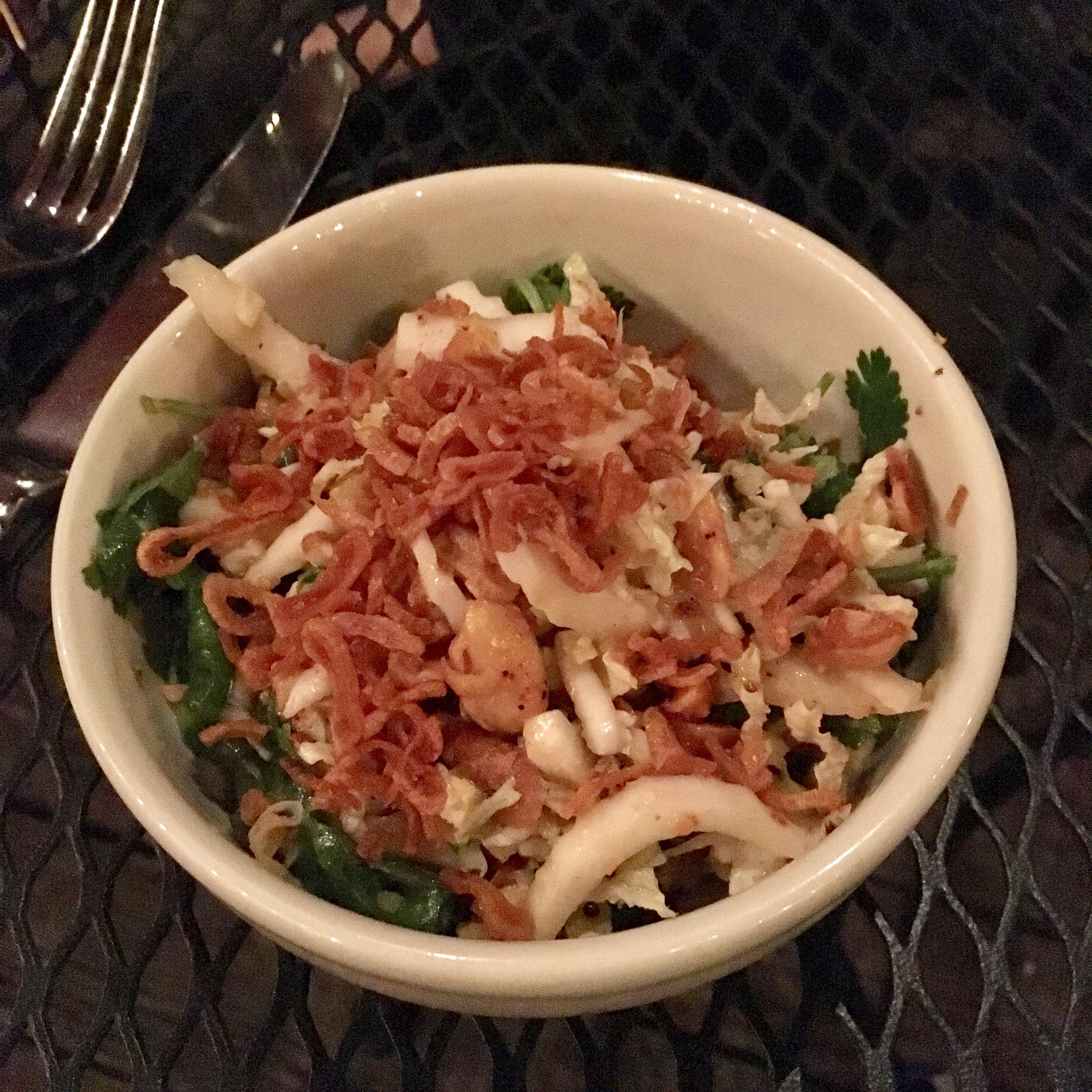 The Cabbage Salad $10