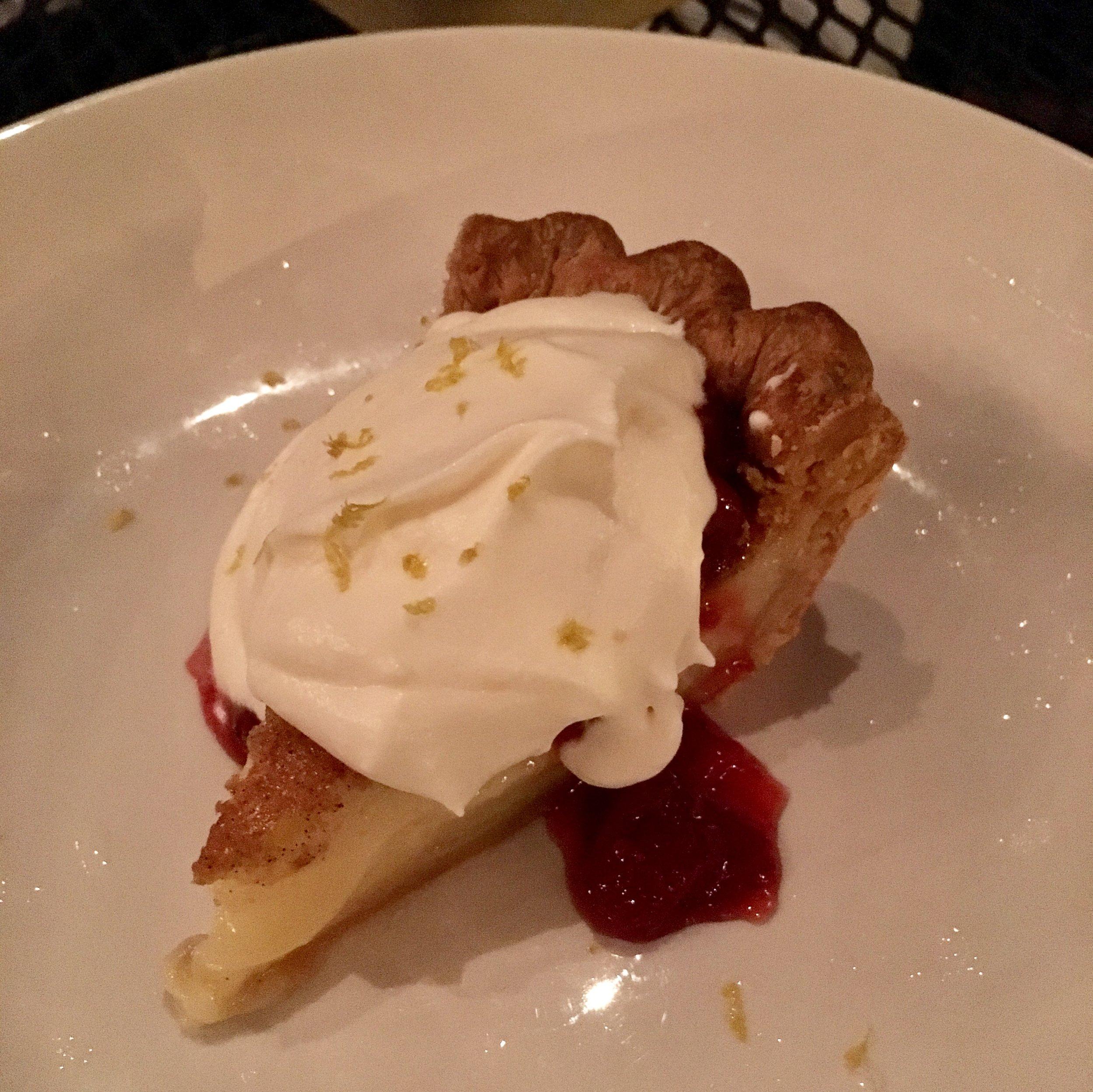 Buttermilk Pie $9