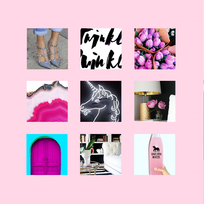 Moodboard for client. (Was never actually used)