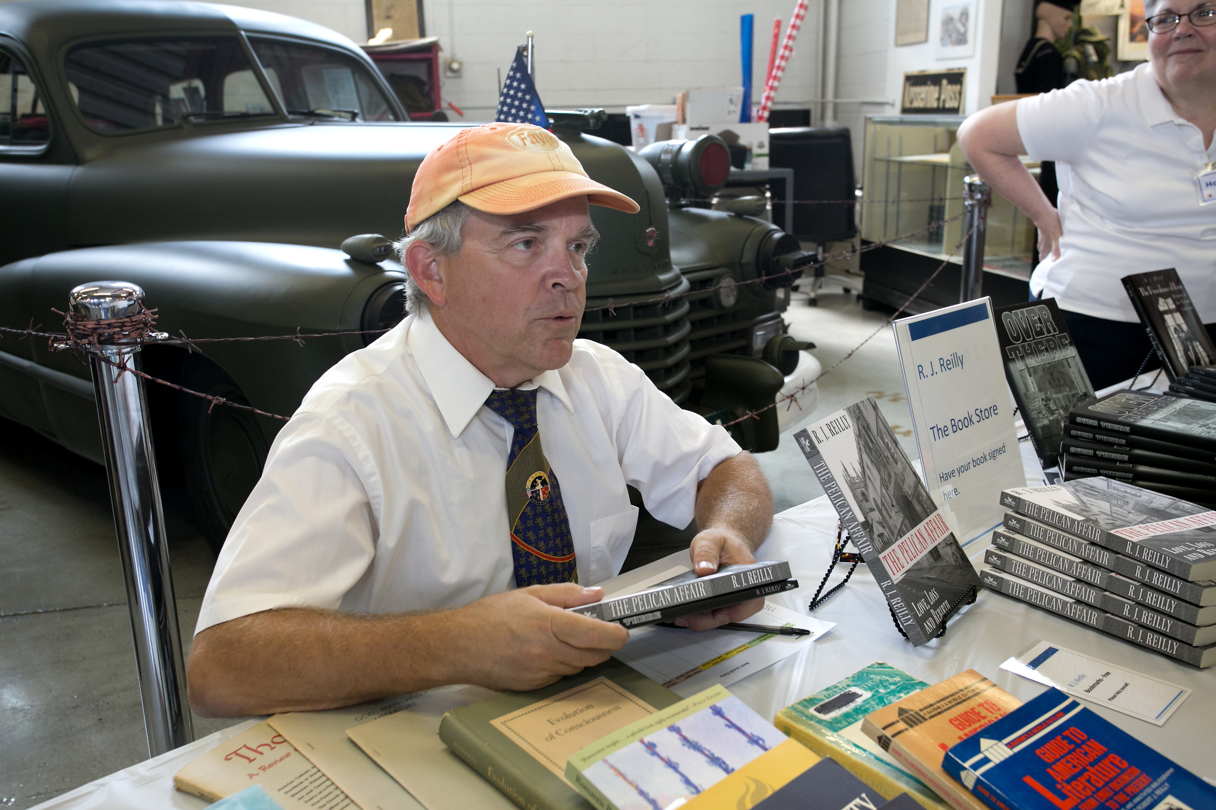 Dave McCall selling books.jpg