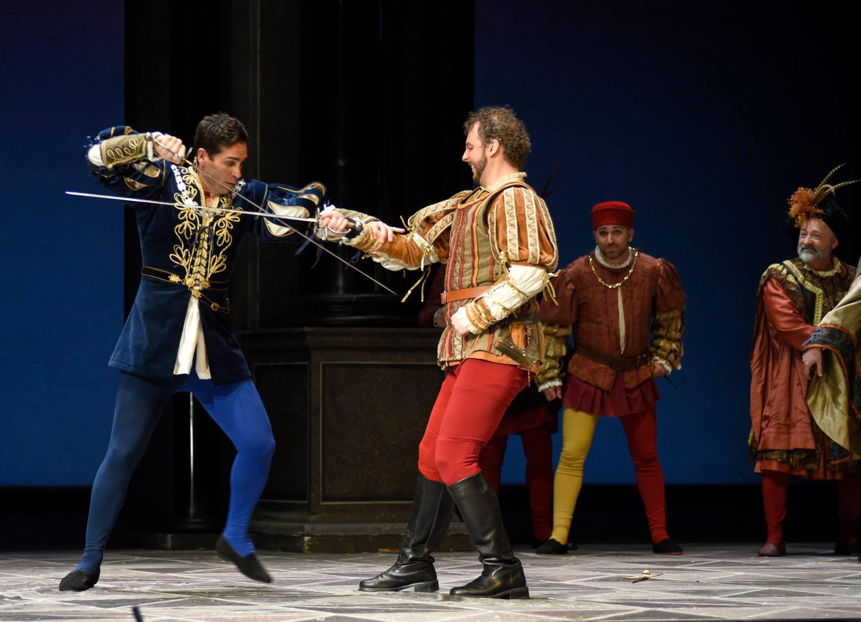 Roméo et Juliette (Opéra de Montréal). Photo: Yves Renaud