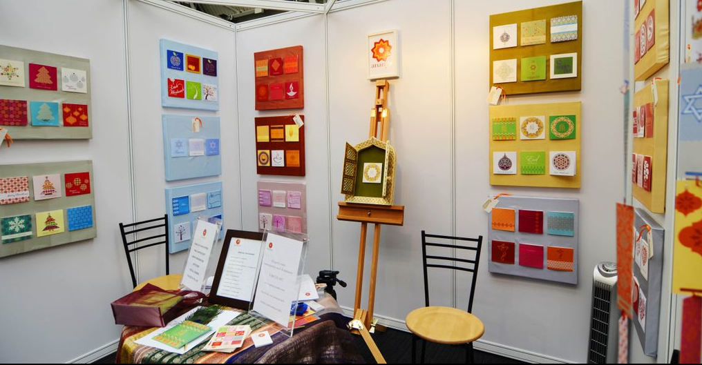 Ananya Exhibition Stand