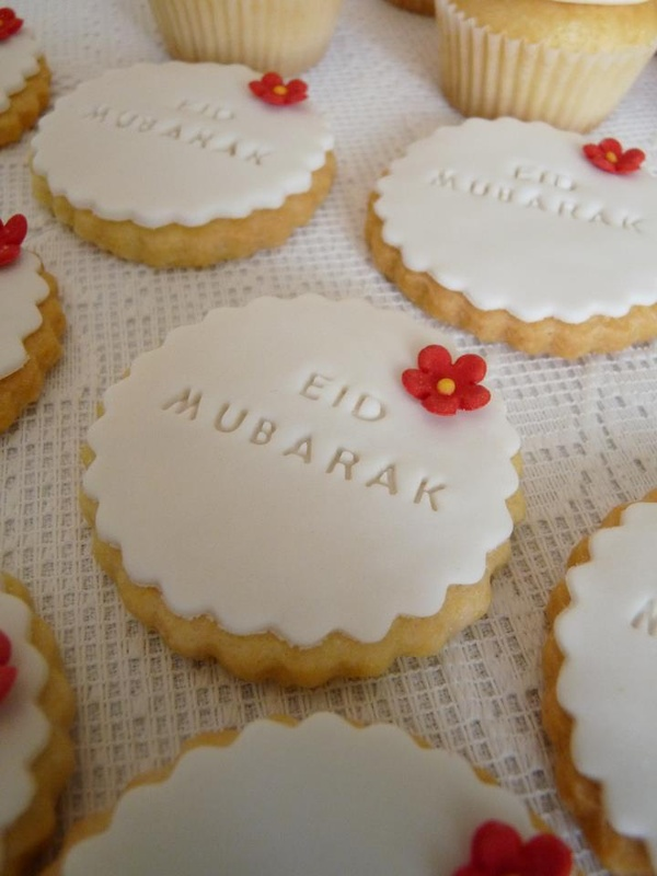 Eid cookies by Natasha Ogle