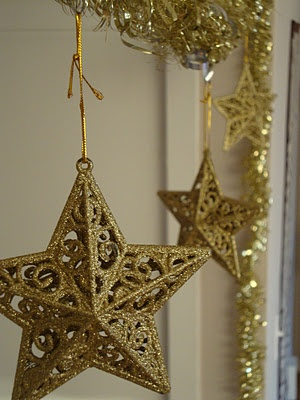 Eid star decorations