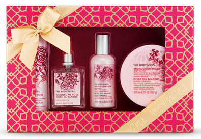 Body Shop Eid gift box