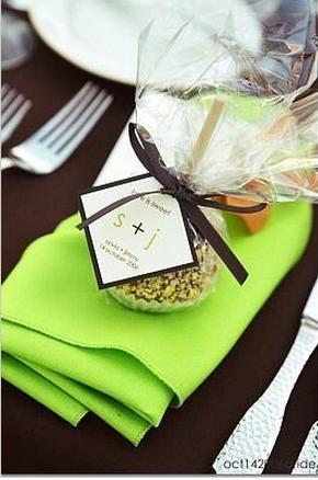 Wedding table idea via Project Wedding