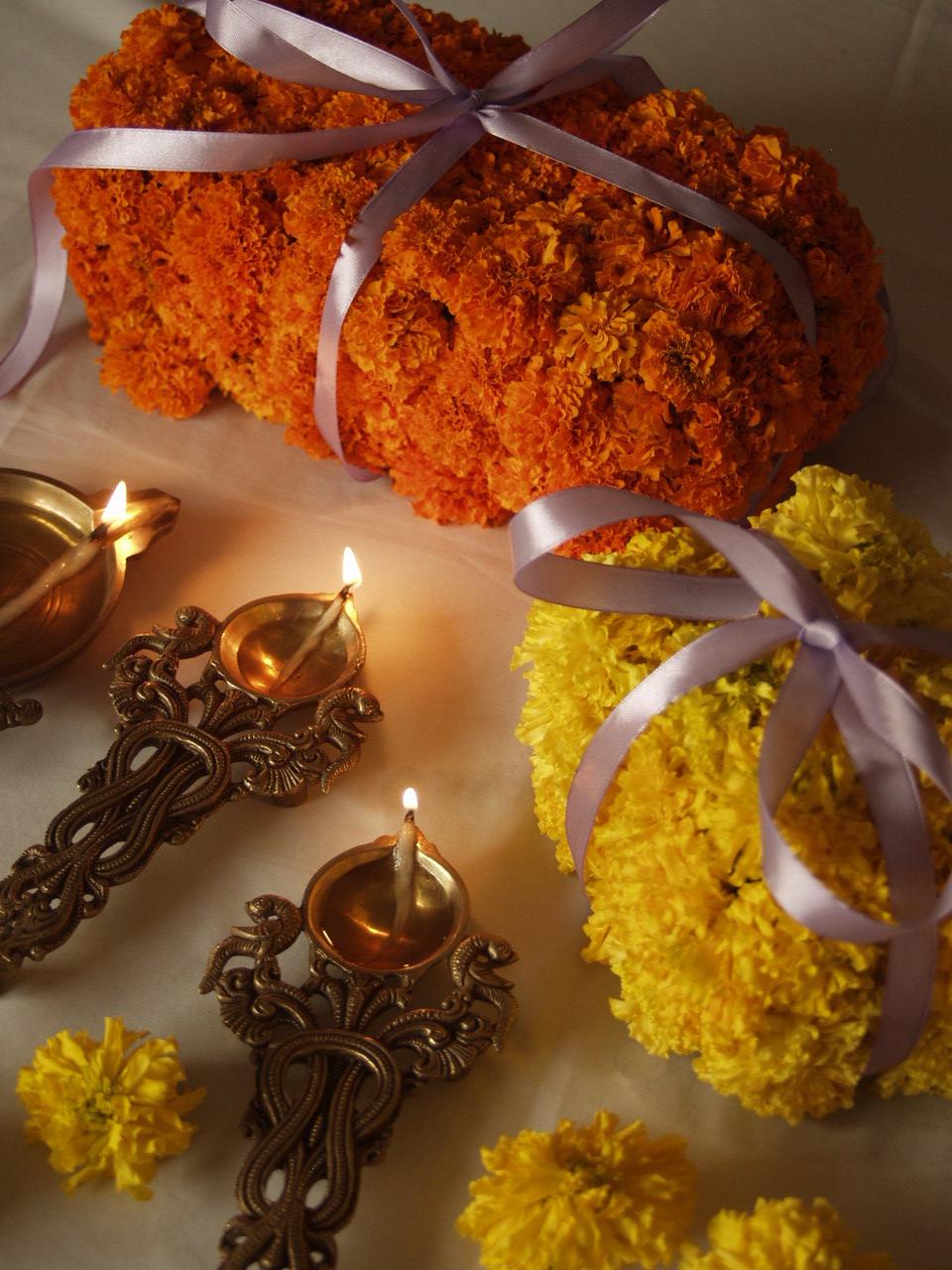 Diwali preparations