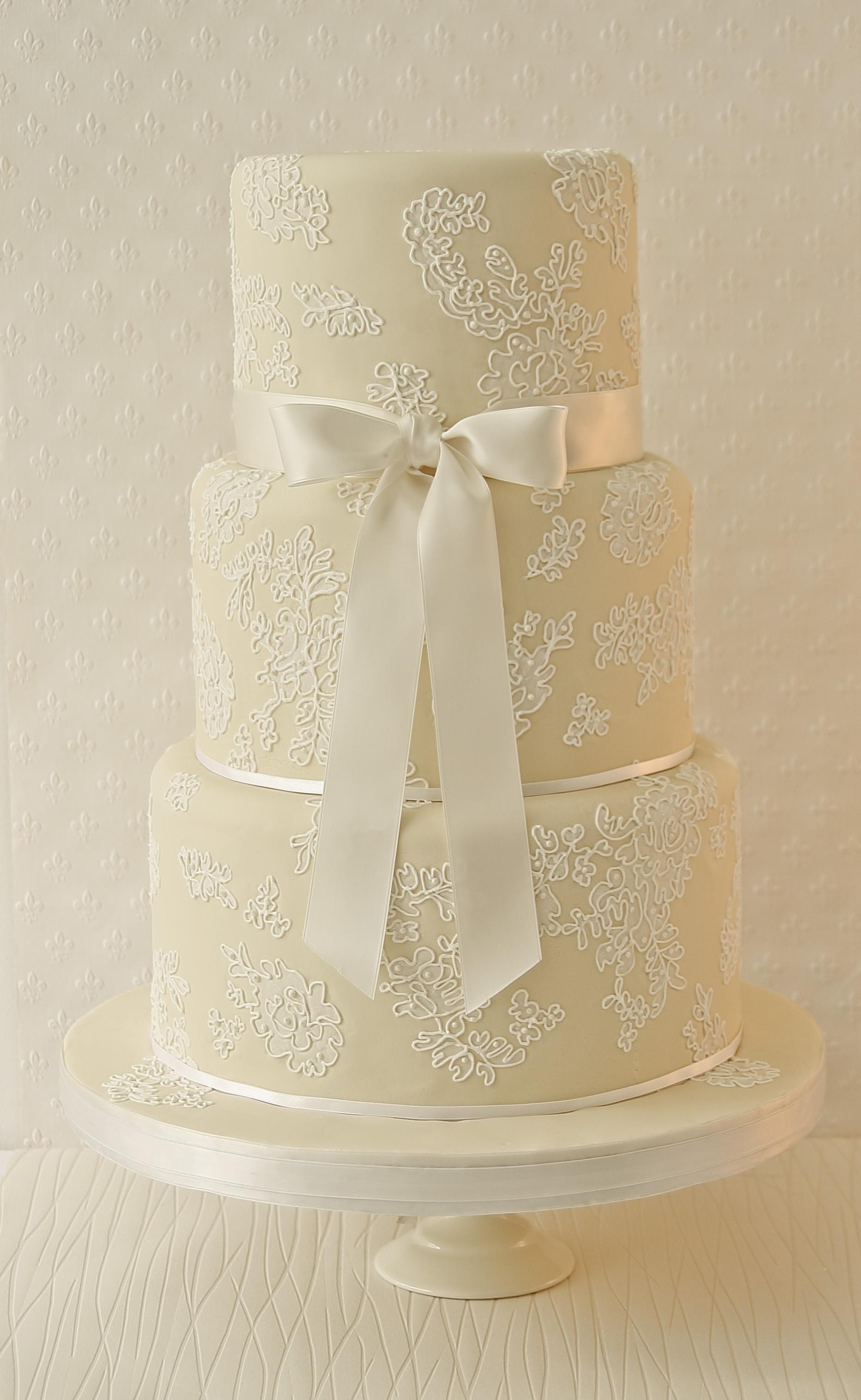Sofia wedding cake