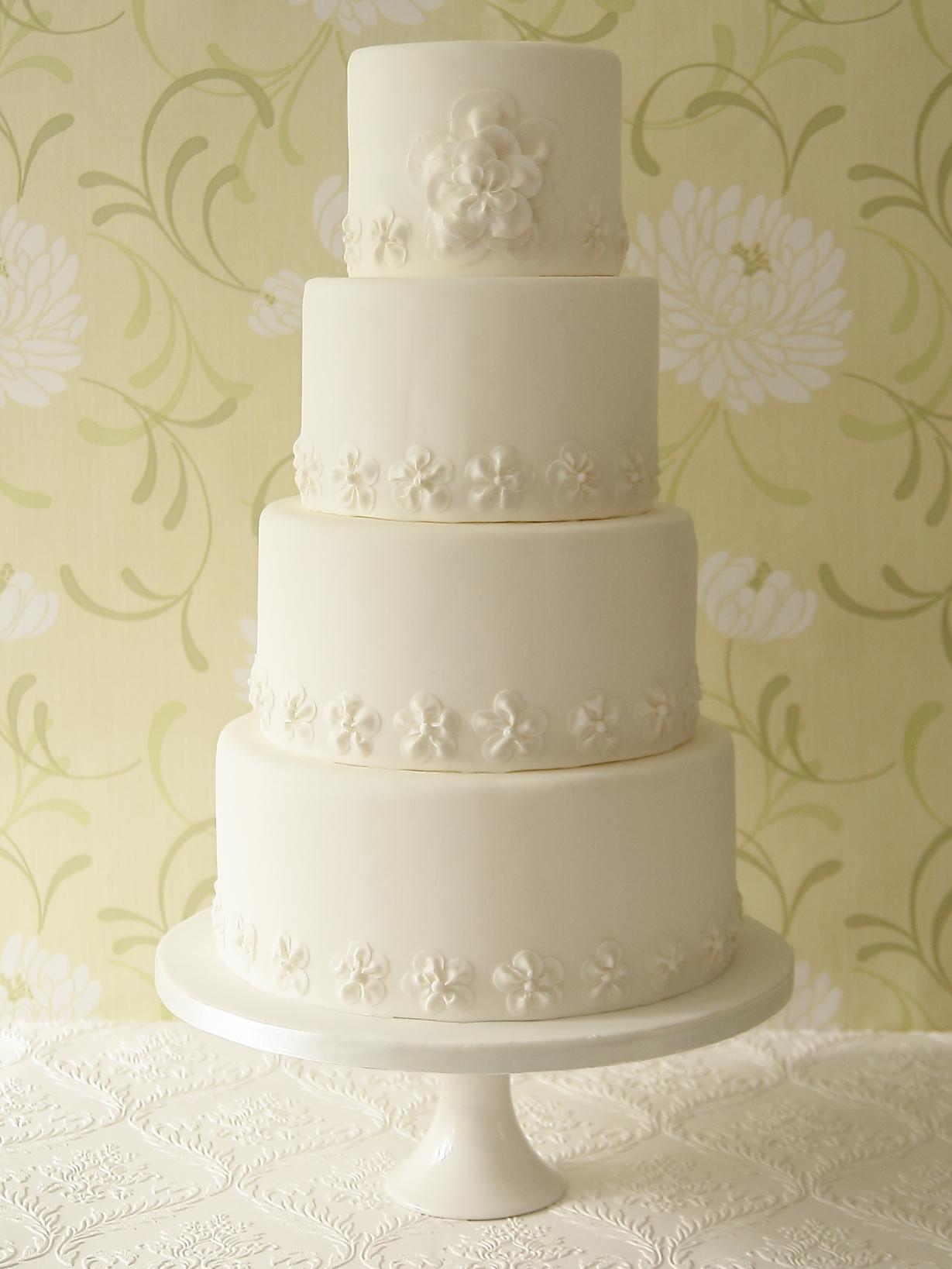 Cetelia wedding cake