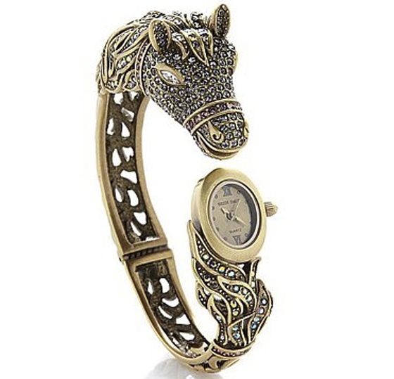 Horse watch by Heidi Daus
