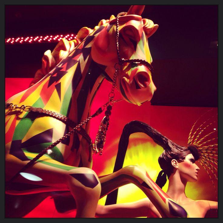 Horse harrods