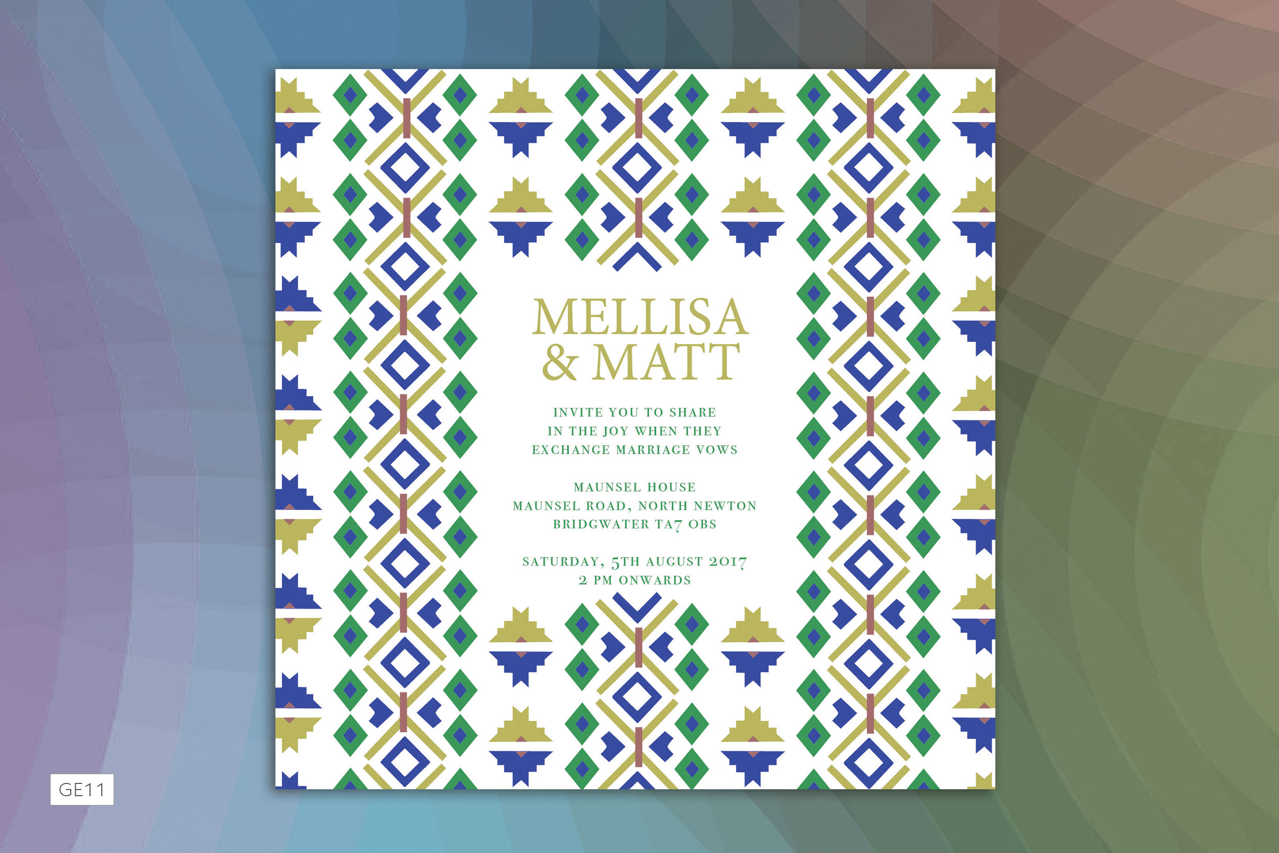 blue-and-green-tribal-wedding-invitation.jpg