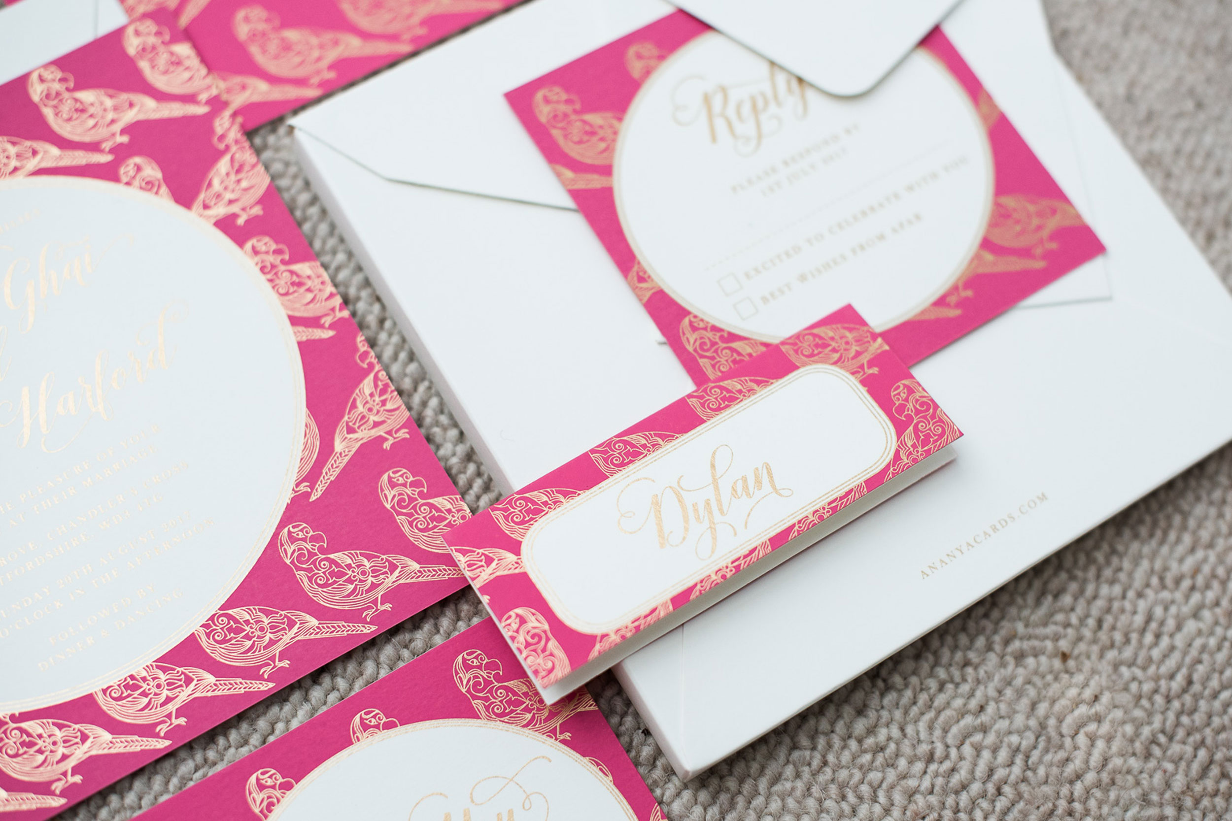 trio-of-life-pink-parrot-place-card-wedding-invitation.jpg