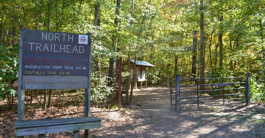 Birthday Camping - Noah and Cynthia's annual camp trip, during the first weekend of November, to celebrate their shared birthday! 2018 will be to Jones Gap, SC!
