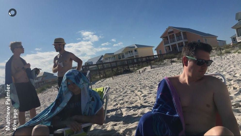 Beach Trip 2017