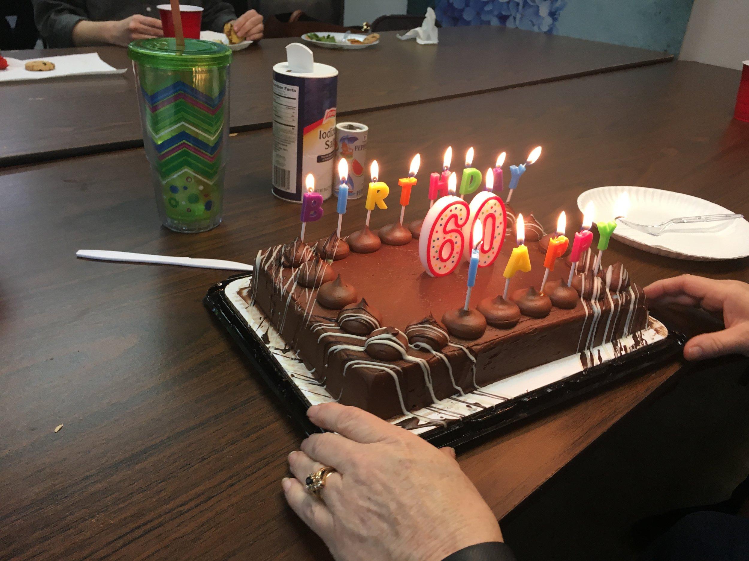 Fr. Glenn's Birthday