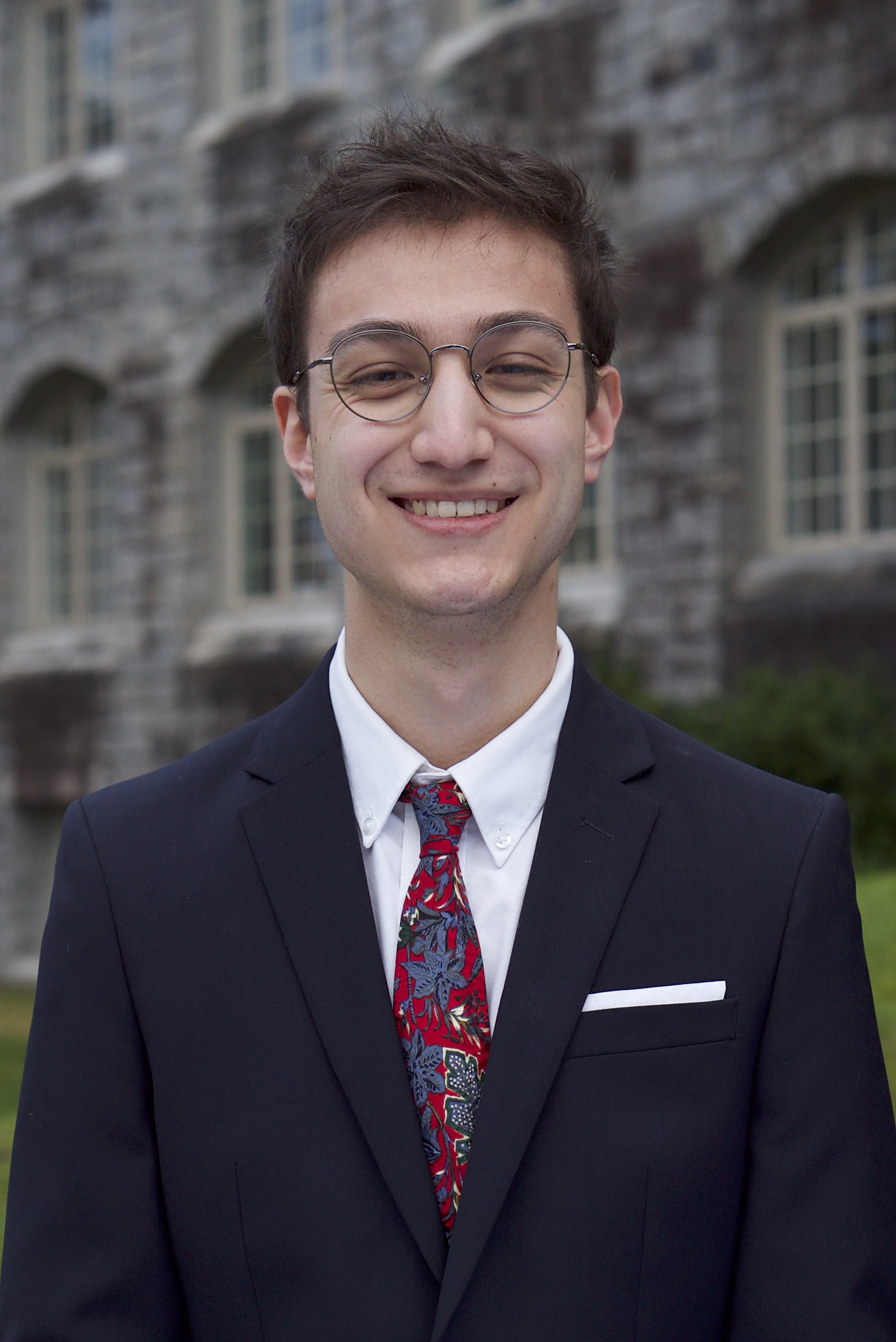 Noah Levy, Associate Editor - Noah is a fourth year UBC student majoring in international relations with an English minor. Drawing from his experience as an Associate Editor with the McGill Pre-Law Review, Communications Director with the BC Newcomer Camp, and Marketing and Communications Coordinator with Reconciliation Canada, Noah is very excited to join the UBC Moot Court team. Noah is especially excited to contribute towards a competition as valuable as Moot Court; mooting is an amazing opportunity for undergraduates across faculties to explore their interest in law, to develop written and oral advocacy skills, and to meet great people. In his spare time, Noah enjoys reading, playing poker, spending time with friends, and seeing his favourite artists play live. He also enjoys playing the piano and is always learning new music, having previously worked six years as a piano tutor. Noah's dream is to build a personal injury law firm nestled in the plush and idyllic meadows of rural Vermont.
