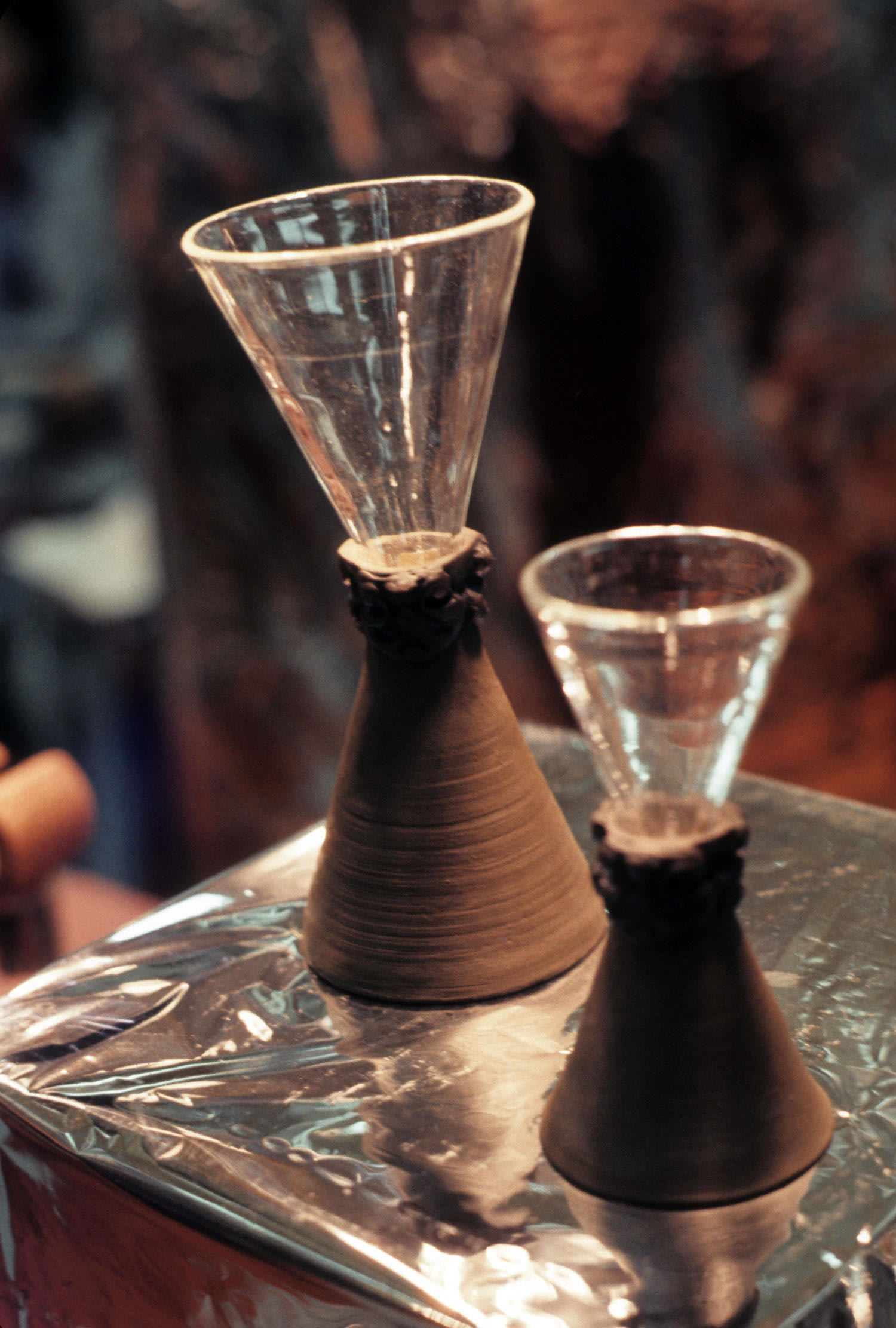 Hand-blown-glass-&-ceramic,