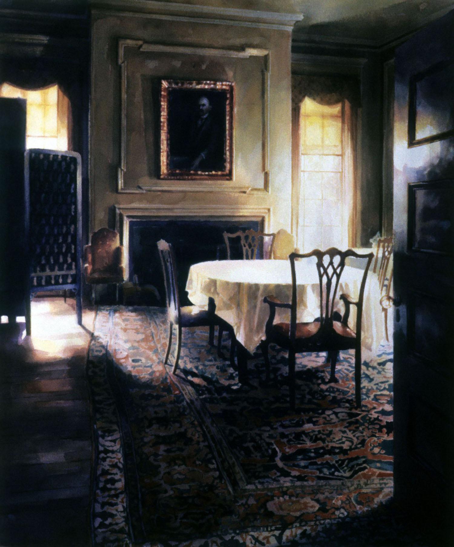 """""""Dining Room"""" 1987"""