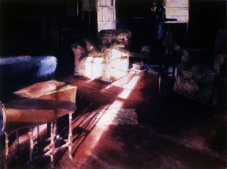 """Lounge room"" 1987"