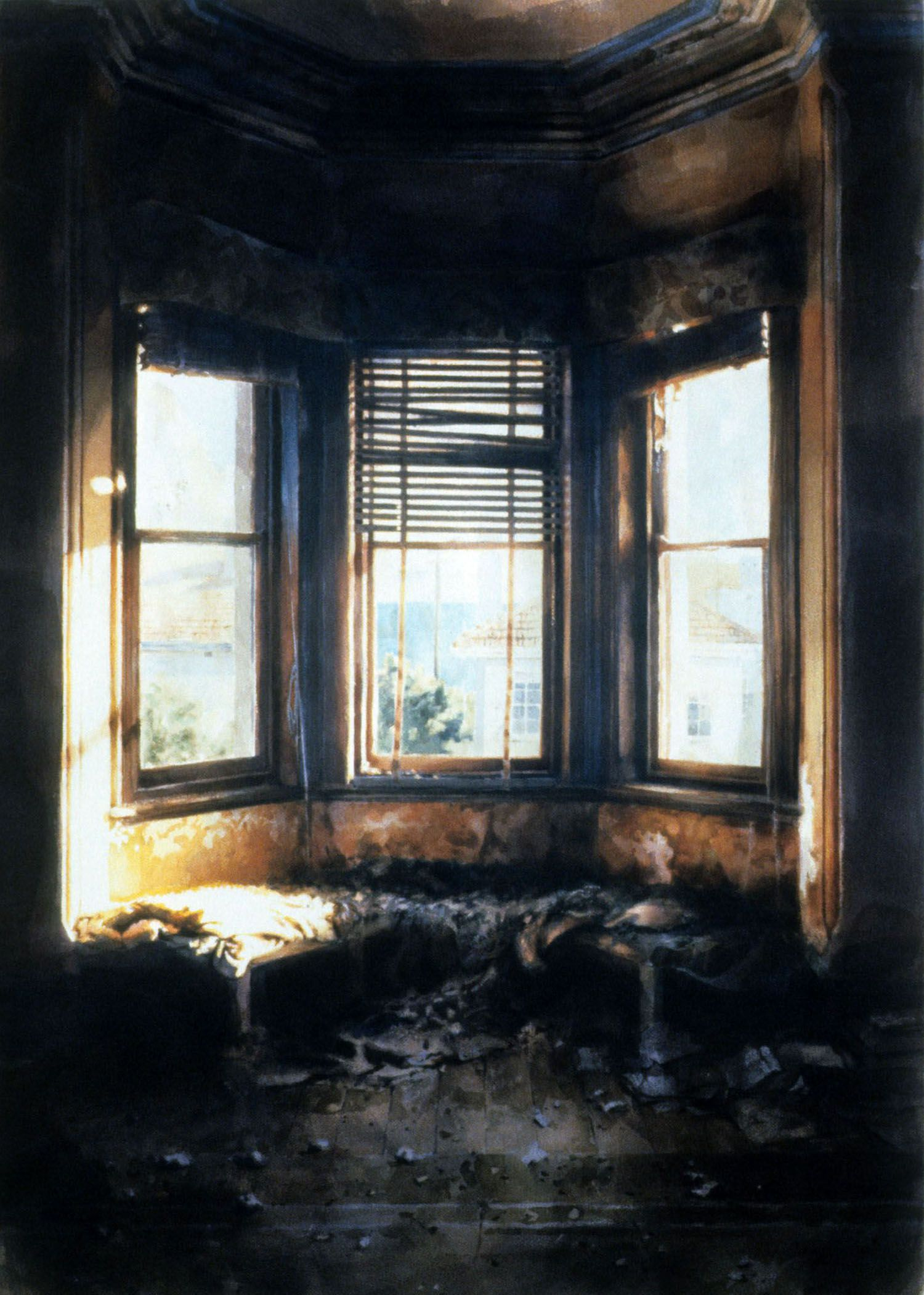 """""""Bay window (another day)"""" 1986"""