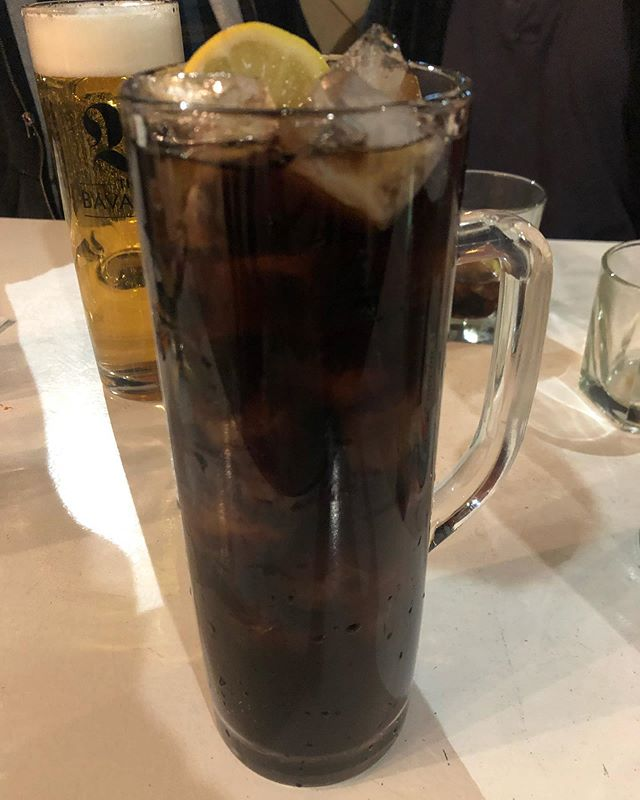 Diet Coke Bavarian Beer cafe style 😱😂