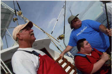 Make a wish fishing trip Hawaii