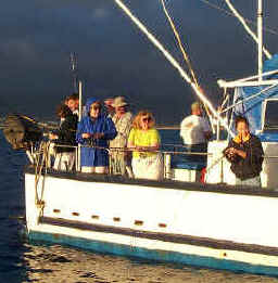 Oahu bottom fishing trip