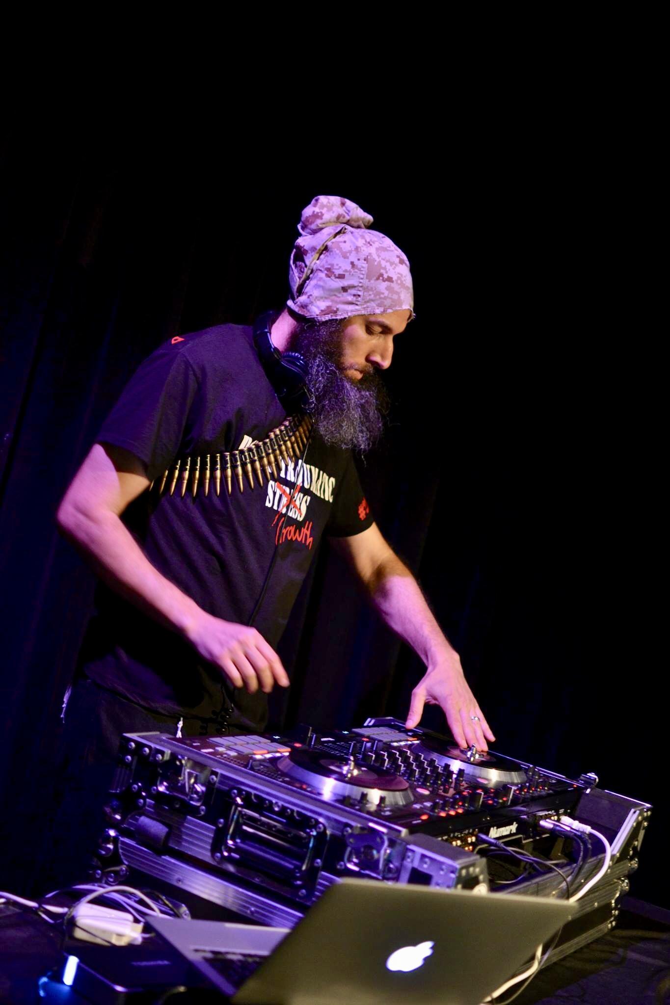 "Seth ""Brimstone"" Schere - Music Producer"