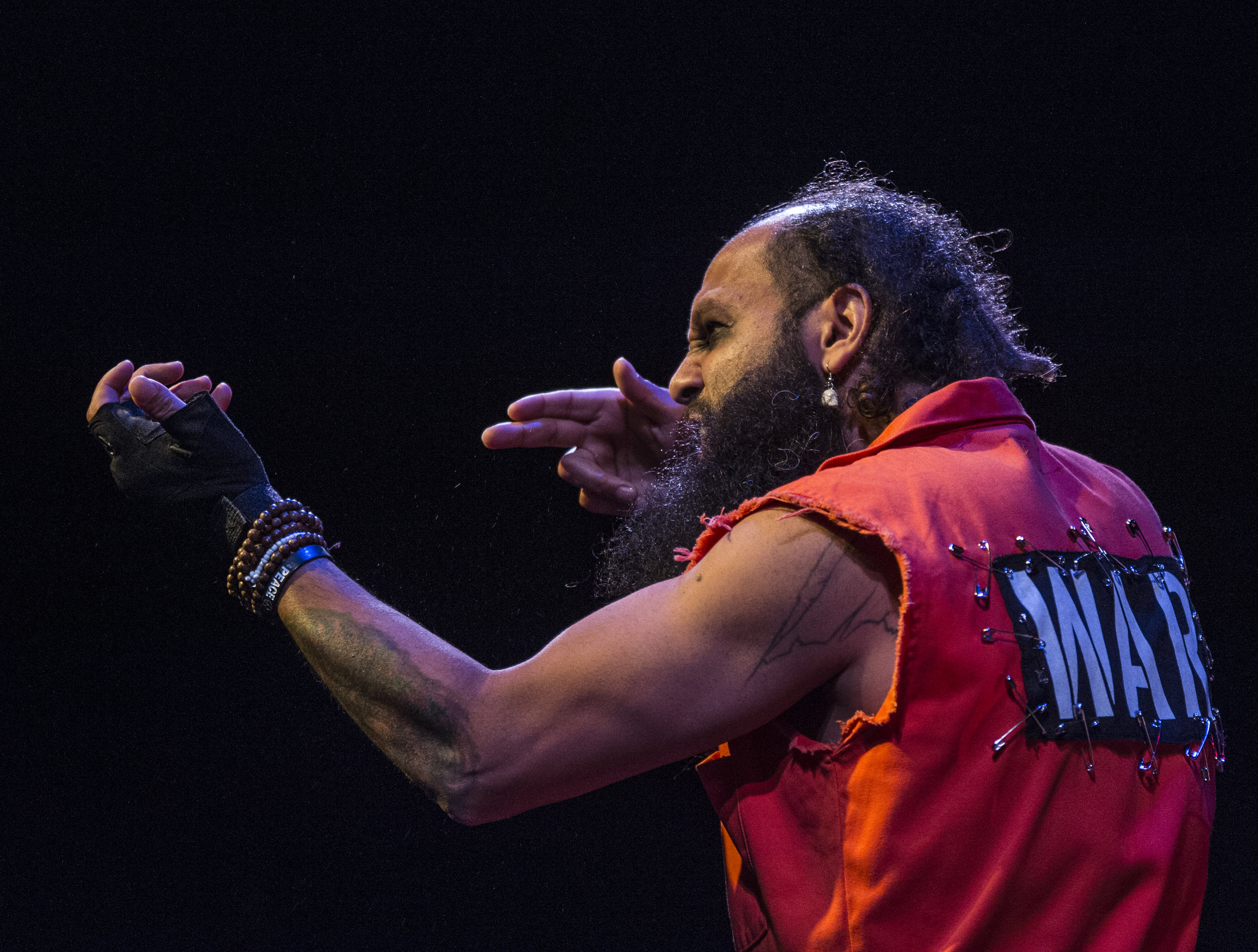 Hipólito Arriaga III - Writer/Performer