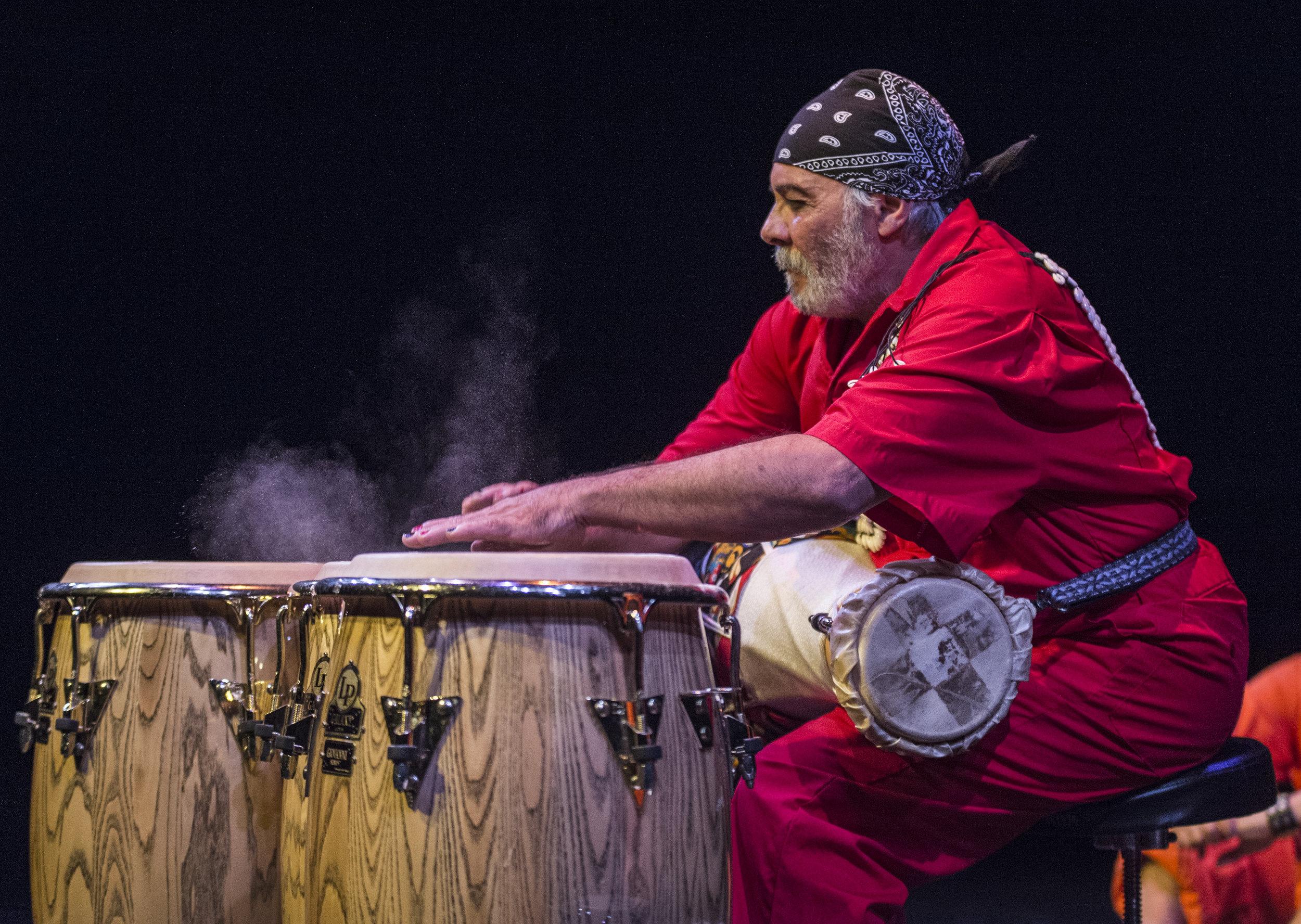 Angel Ruben Rodriguez, Sr. - Percussionist/Performer/Writer