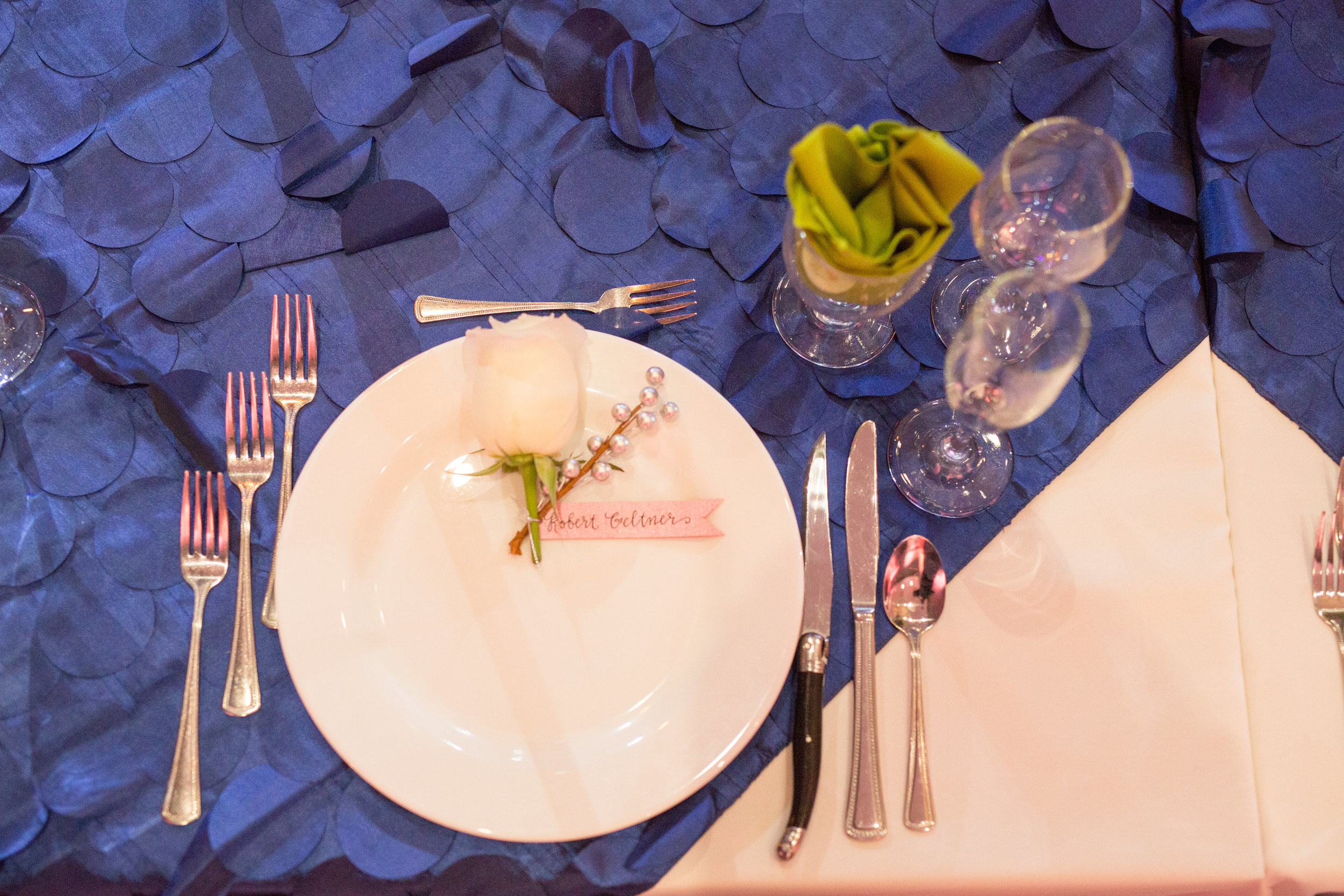 Giovanni's Open House ~ Exquisite Wedding Reception