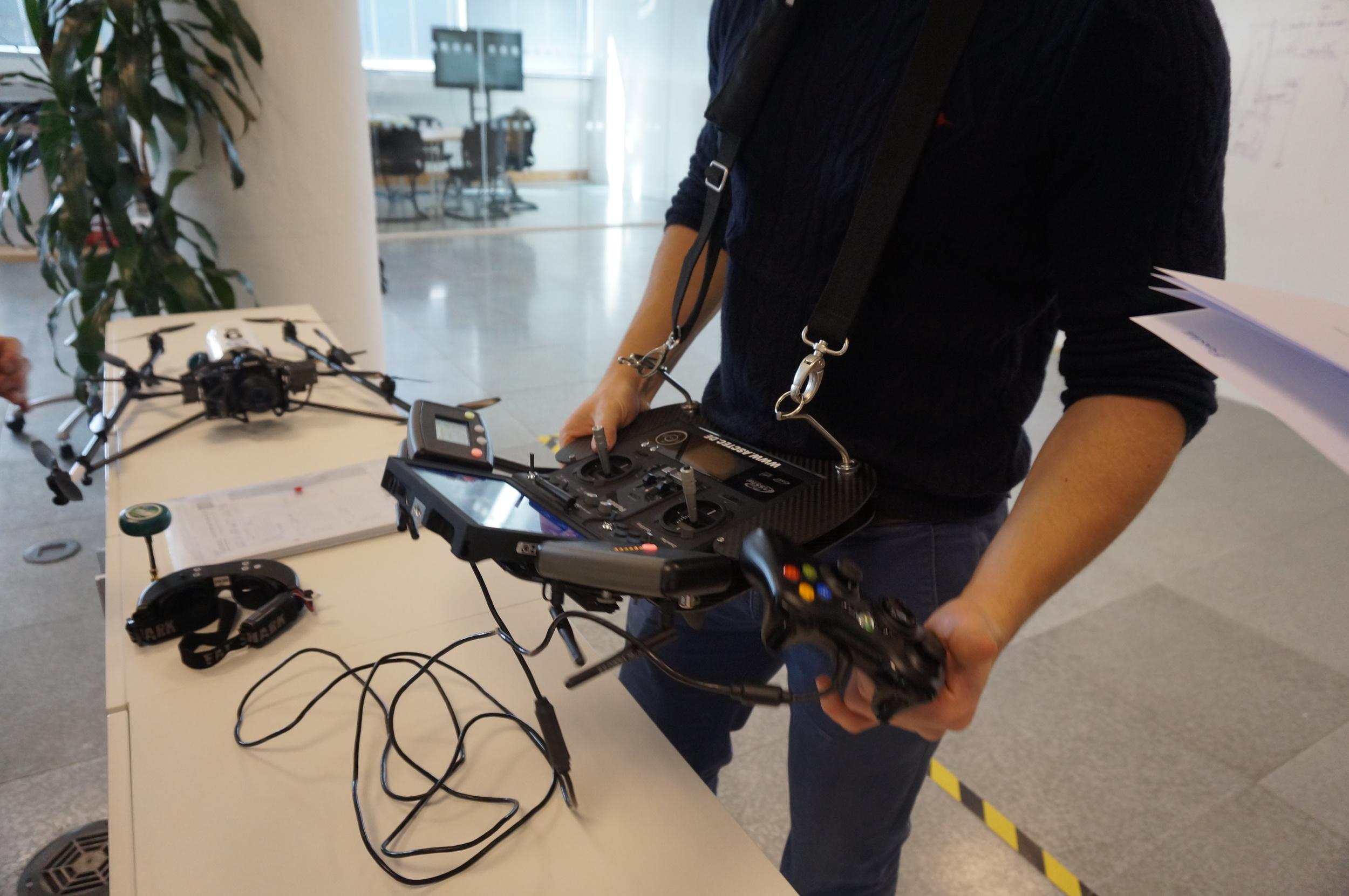 Copy of UAV controller
