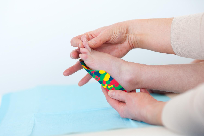 Children's orthotics insoles podiatrist Highett Podiatry Melbourne