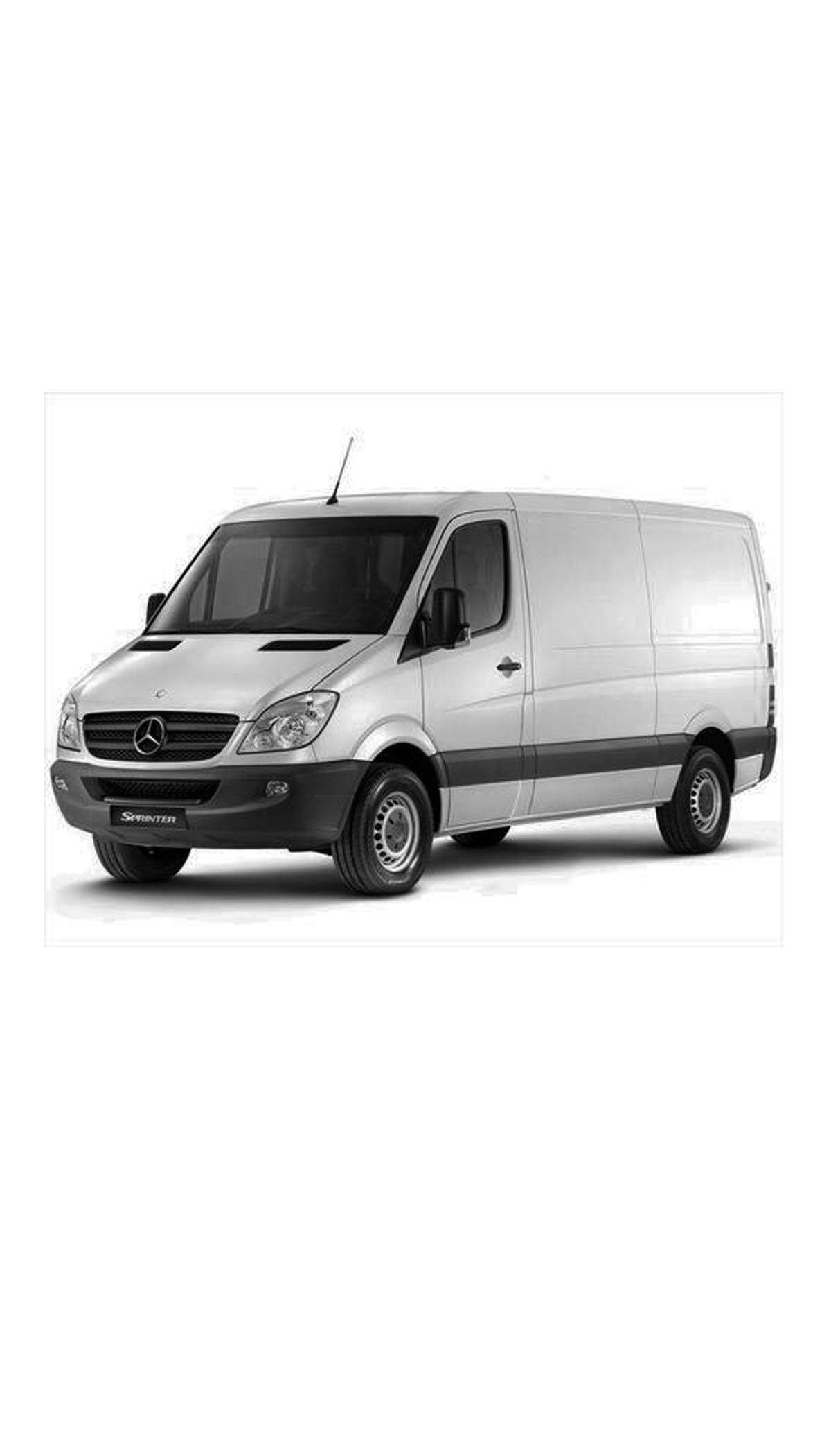 DUST SPRINTER VAN PACKAGE -