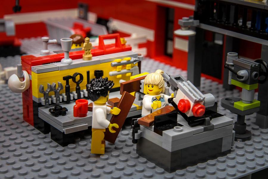 Lego Workshop 1