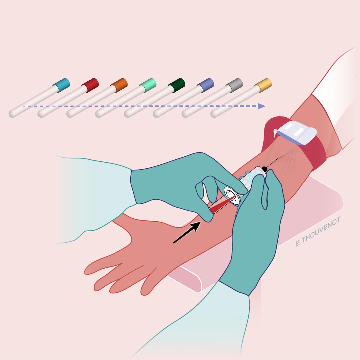 Performing   Venepuncture   A series of e-learning guides designed to teach basic skill to health professional in under-resourced communities worldwide.