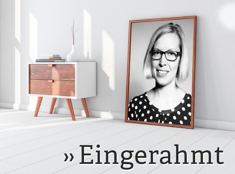 Foto im Rahmen: privat, Hintergrund: iStockphoto