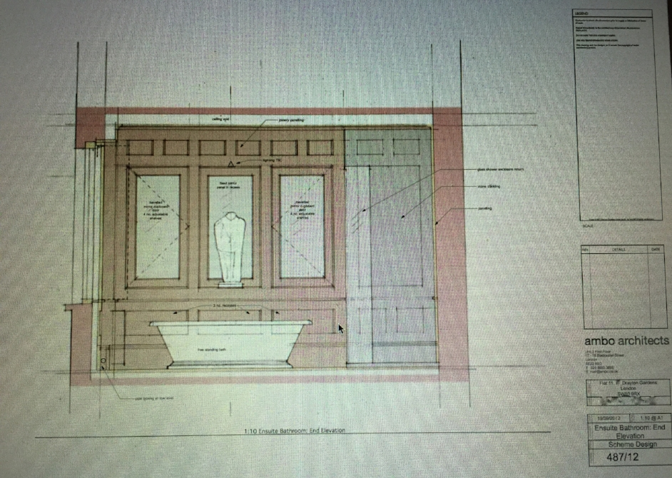 14. Firming up layout and joinery details